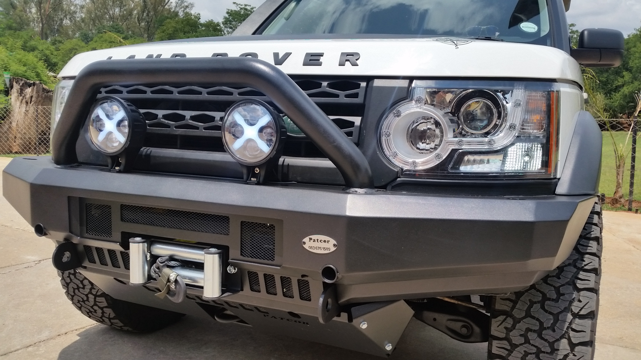 Lift Kits For Jeeps >> Replacement Front Bumper - Patcor Offroad